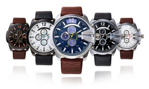 5 Relógios de luxo masculinos mais baratos para comprar na china